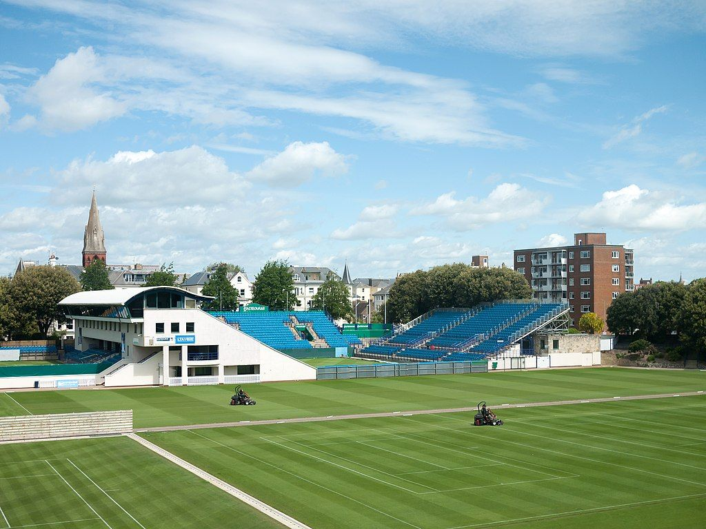 World famous tennis venue completes campus wide makeover